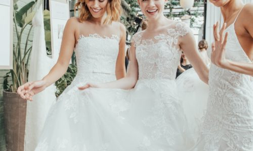 2019SS WEDDING DRESS TREND